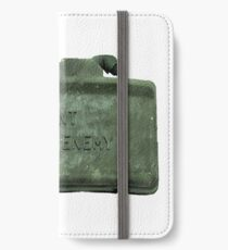 Front Towards Enemy - Claymore  iPhone Wallet/Case/Skin