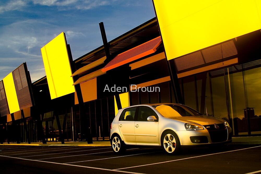 Golf GTi by Aden Brown