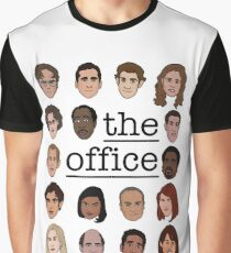 The Office Crew Graphic T-Shirt