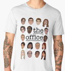 The Office Crew Men's Premium T-Shirt