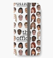 The Office Crew iPhone Wallet/Case/Skin