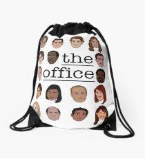 The Office Crew Drawstring Bag