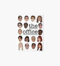 The Office Crew Art Board