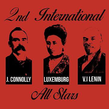 Second Socialist International by KosmonautLaika