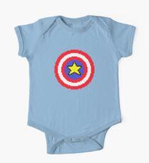 Captain Pixel Kids Clothes