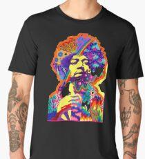 Trippy Haze in my Brain Men's Premium T-Shirt