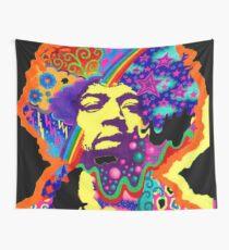 Trippy Haze in my Brain Wall Tapestry