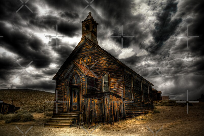 Quot Bodie Ghost Town Quot By Ben Pacificar Redbubble