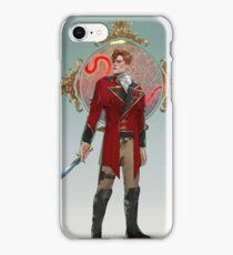 Kell Maresh iPhone Case/Skin
