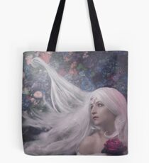 In The Lilac Wood Tote Bag