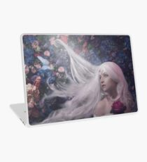 In The Lilac Wood Laptop Skin