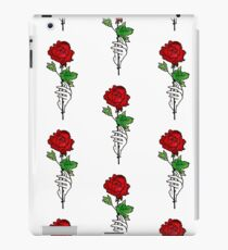 A Court of Thorns and Roses: Watercolor Rose (Multitude Design) iPad Case/Skin