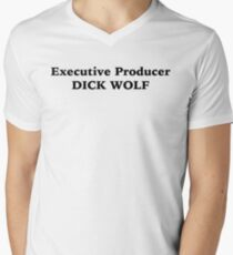 Executive Producer Dick Wolf Men's V-Neck T-Shirt