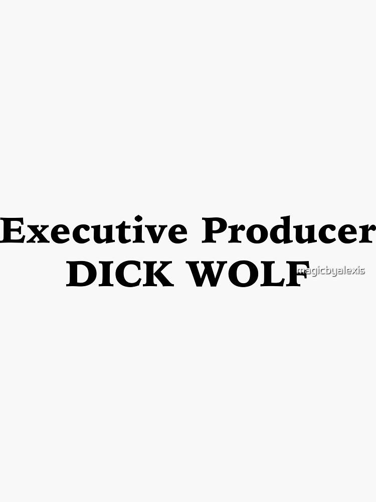 Ausführender Produzent Dick Wolf von magicbyalexis