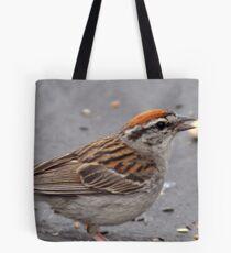 LavenderMoon Birdie Cafe Tote Bag
