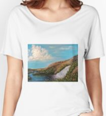 Eddie's Waters Women's Relaxed Fit T-Shirt