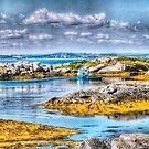Blue Rocks by Riggzy