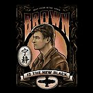 Brown is the new black by barrettbiggers