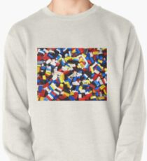 Colorful Building Blocks Pullover