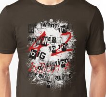 the redemption of a hitchhiker Unisex T-Shirt
