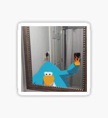 Club Penguin Sticker