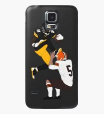 Minimalist Antonio Brown Case/Skin for Samsung Galaxy