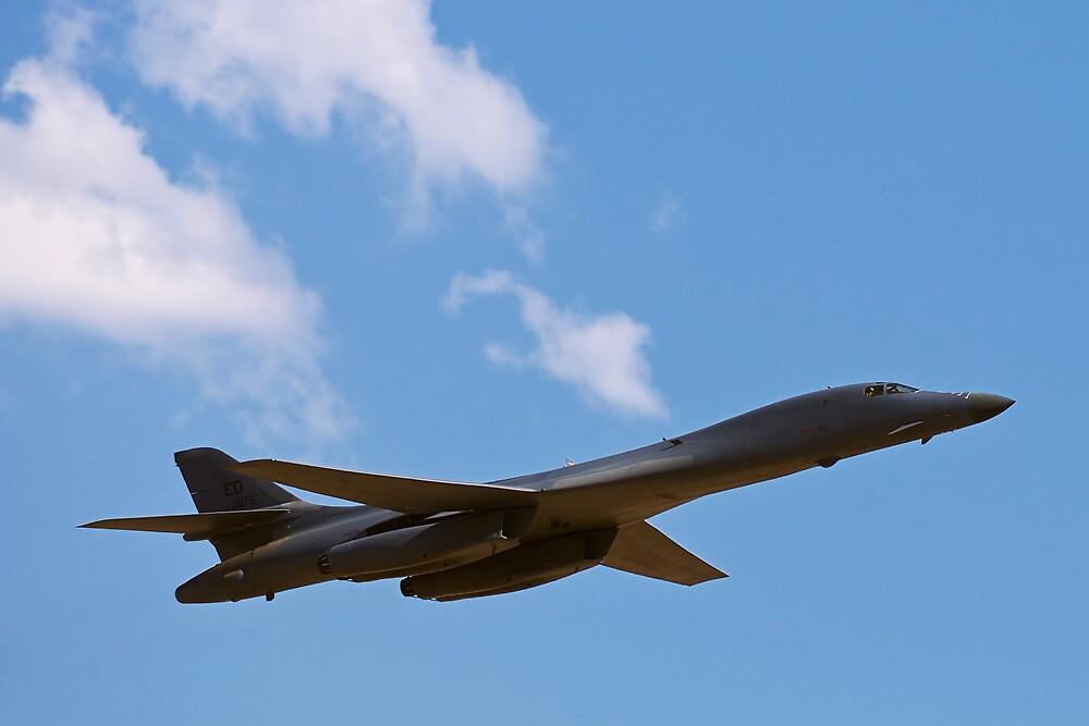 B-1B Lancer by gfydad
