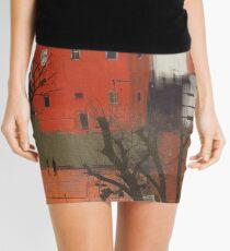 red house Mini Skirt