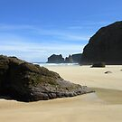 Rock Formations - Tolsta Beach, Isle of Lewis by BlueMidnight