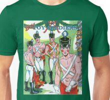 Boy Toy Soldiers Unisex T-Shirt
