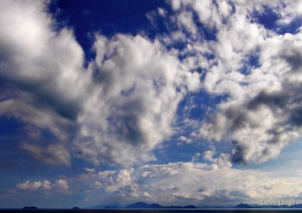 Clouds by Dave Lloyd