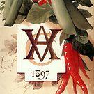 Vintage Vegetable Seed Catalog Paris 1800s by mindydidit