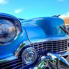 Big Blue Caddy by Adam Bykowski