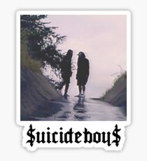 Suicide Boys 3 Sticker