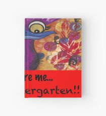 kindergarten teachers Hardcover Journal