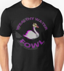 Wealthy Water Fowl T-Shirt