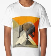Balance of the Pyramids Long T-Shirt