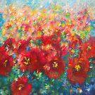 Floral Zusammenfassung von OLena  Art ❣️
