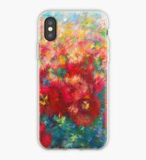 Floral Zusammenfassung iPhone-Hülle & Cover