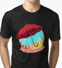 Lup: Wir sind Legenden! Vintage T-Shirt