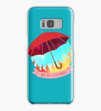 Lup: We're Legends! Samsung Galaxy Case/Skin