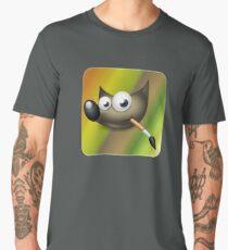 Wilber - The GIMP Mascot Men's Premium T-Shirt