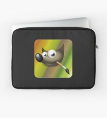 Wilber - The GIMP Mascot Laptop Sleeve