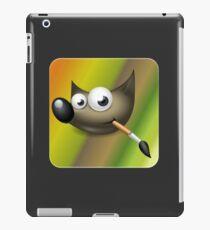 Wilber - The GIMP Mascot iPad Case/Skin