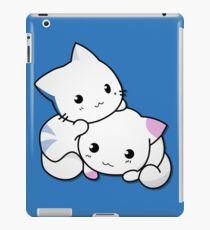 Paws-itivly Adorable Cats  iPad Case/Skin