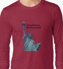 Nevertheless, She Persisted - Liberty T-Shirt