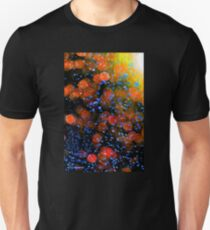 Bubble Blast Abstract T-Shirt