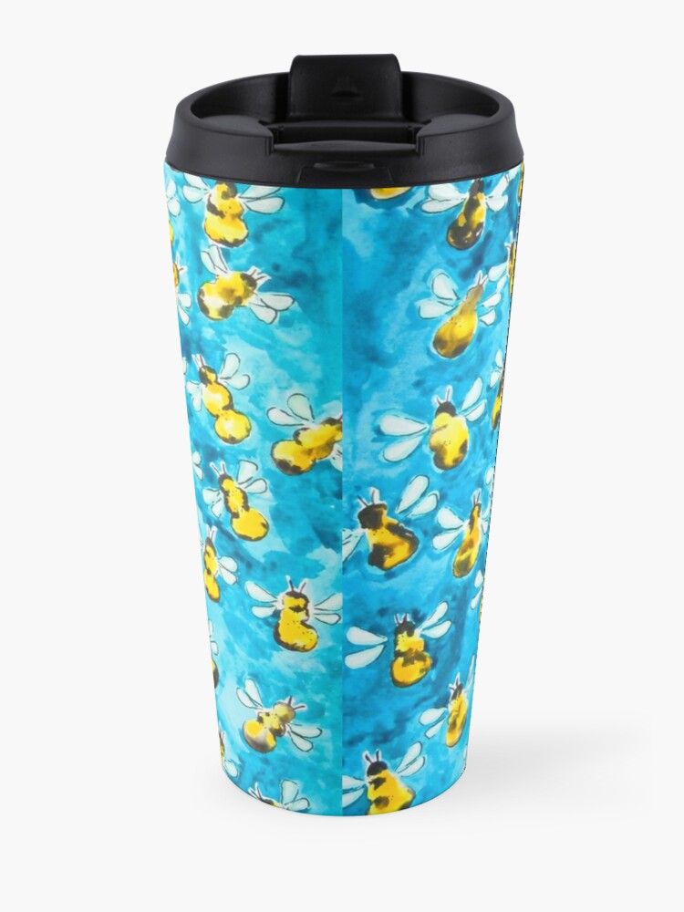 Alternate view of Busy, Busy Bee Travel Mug