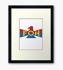 Friends of Humanity Framed Print