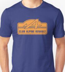 Club Alpine Renault ORANGE Unisex T-Shirt